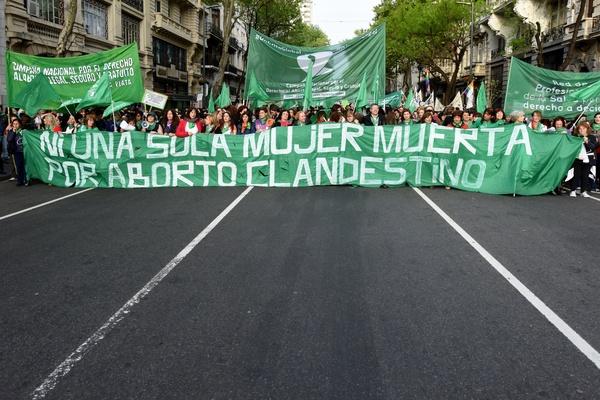 Aborto Legal, Seguro...
