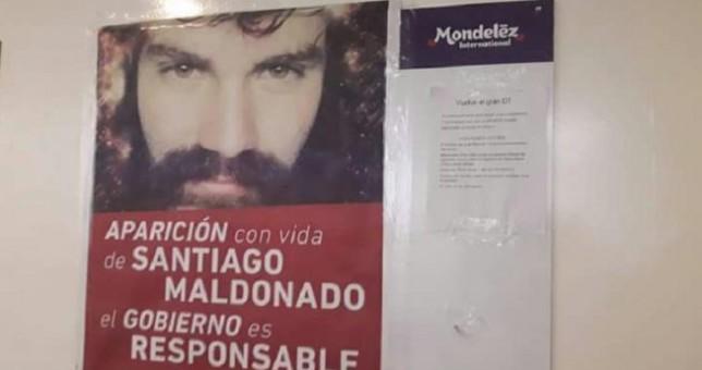 Mondelez suspendió u...
