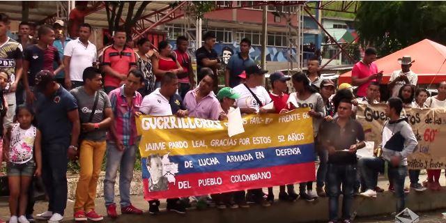 Colombia: La disputa...