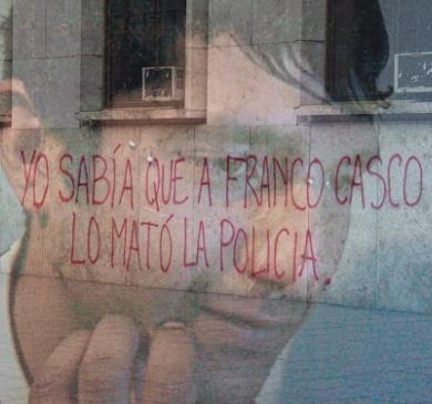 Franco Casco y el po...