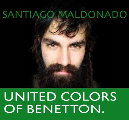 Señores Benetton, ¿d...