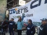 La CTA-A movilizó a la OIT y a Telefónica por la reincorporación de Jorge Castro