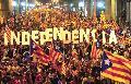 La independencia ha llegado: Todos somos catalanes y catalanas