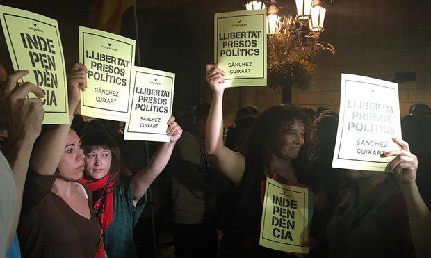 Catalunya: España al...