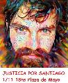 Miércoles 1° de noviembre 18hs: Justicia por Santiago Maldonado