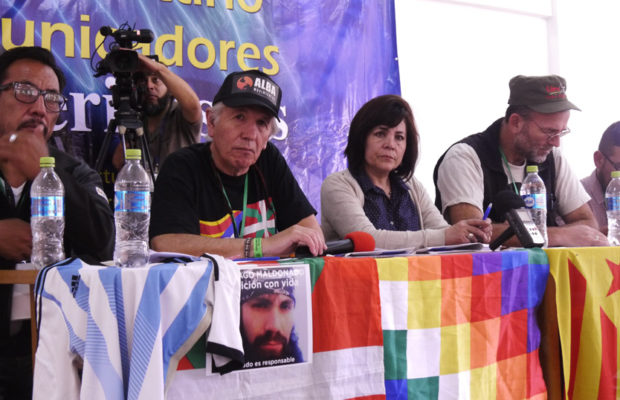 Bolivia: se desarrol...