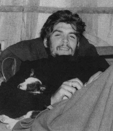 ¡Seremos como el Che...