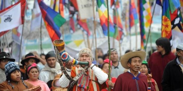 Tradiciones indígena...