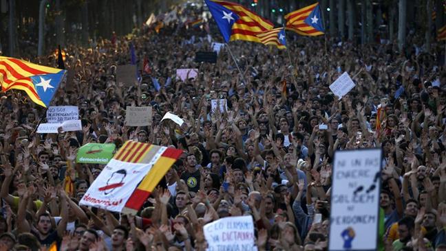 Catalunya: Para la l...