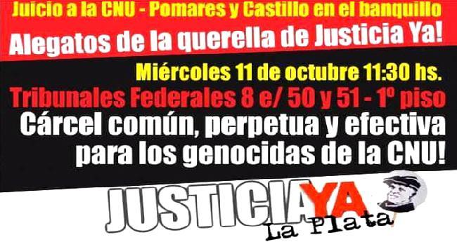 Juicio CNU La Plata:...