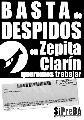 Despido y Asamblea en la planta impresora de Clarín