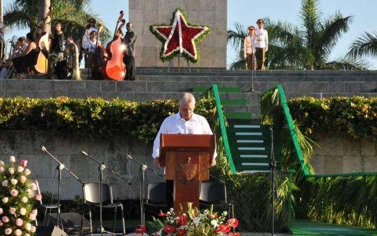 Díaz Canel: El Che ...