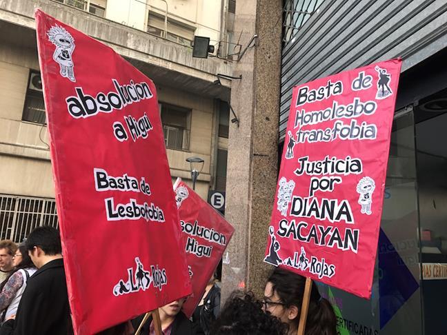 Mariana Gómez declar...
