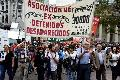 Marcharon en Plaza de Mayo por Santiago Maldonado