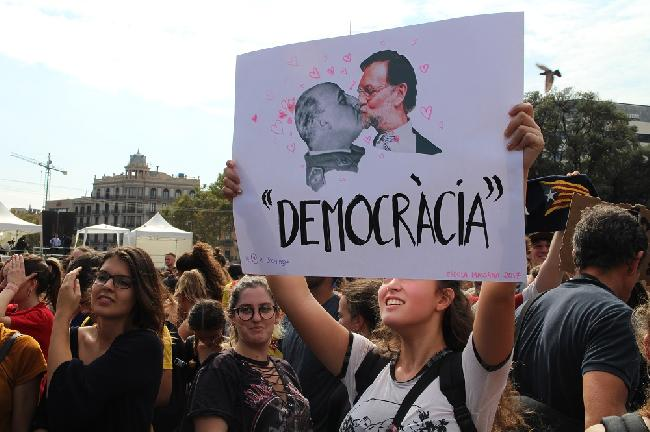 Llanto por Cataluña....