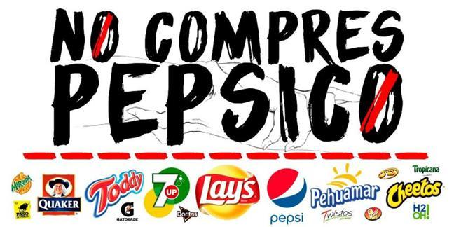 PepsiCo incumple sen...