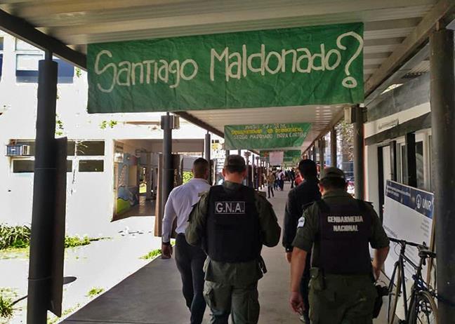 Maldonado: Gendarmer...