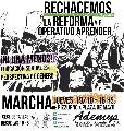 Marchemos contra la reforma y la violencia machista