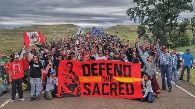 Standing Rock...