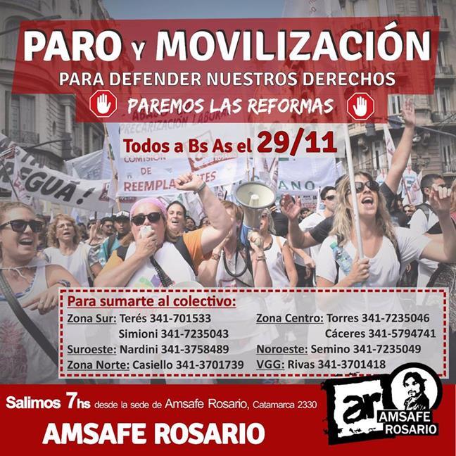 Paro y movilización:...