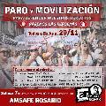 Paro y movilización: paremos la reforma, todos a Buenos Aires!