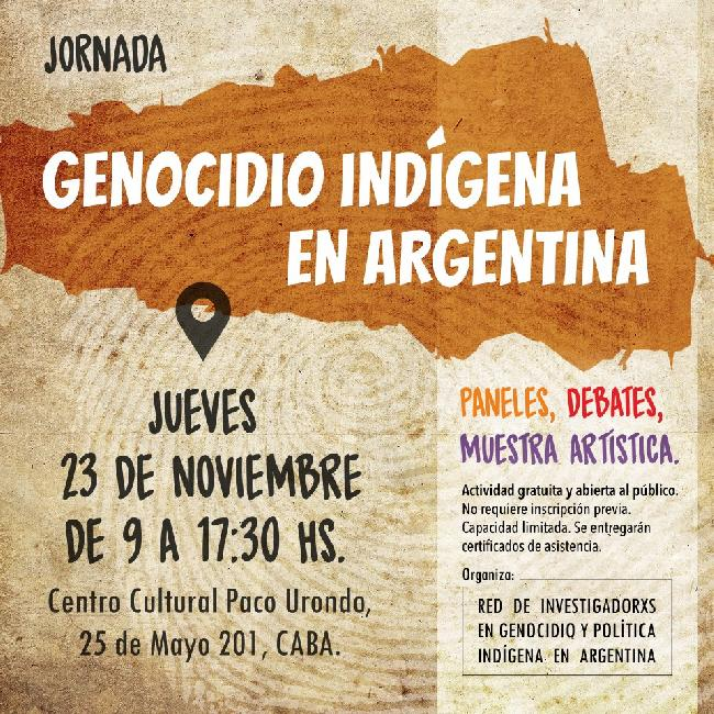 Jornada Genocidio In...
