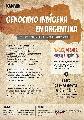 Jornada Genocidio Indígena. De la violencia colonial a la criminalización actual