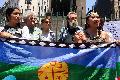 """""""Nación Mapuche, nación que no muere, 1°Marcha Transfronteriza"""" 9/12/17"""