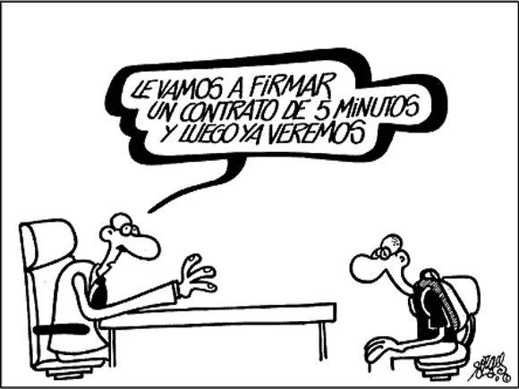 Reforma Laboral: lib...