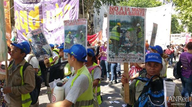 Movilización contra ...