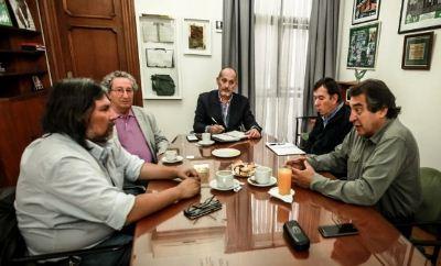 La FAR en Montevideo...