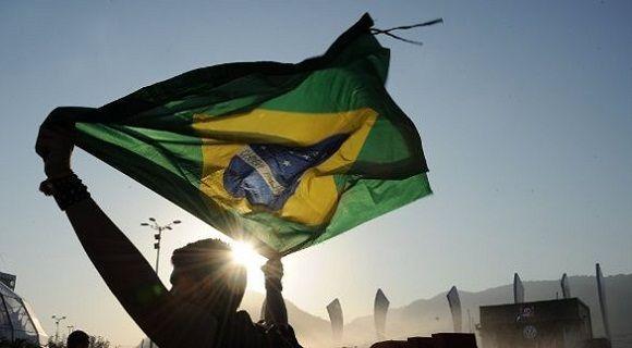 "Brasil: ""Un país rum..."