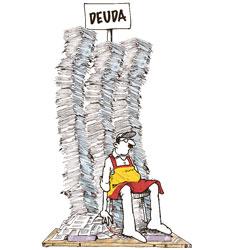 Más deuda, más défic...