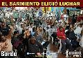 Asamblea del Sarmiento: Los ferroviarios marchamos contra la reforma laboral
