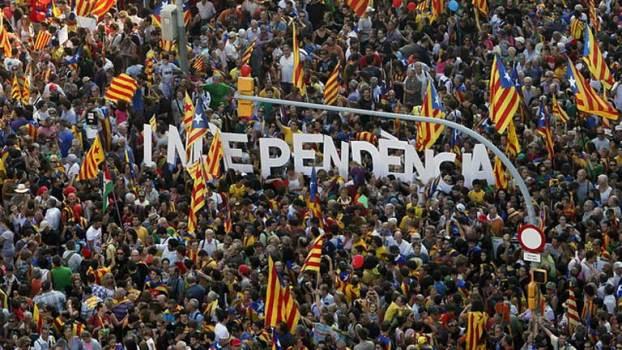 Cataluña desde Améri...