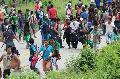 Colombia: Minga Indígena recibe tratamiento de guerra: 36 heridos
