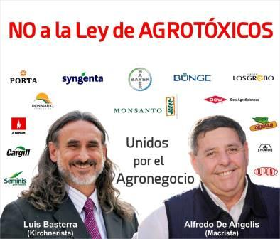 Agrotóxicos: alerta ...