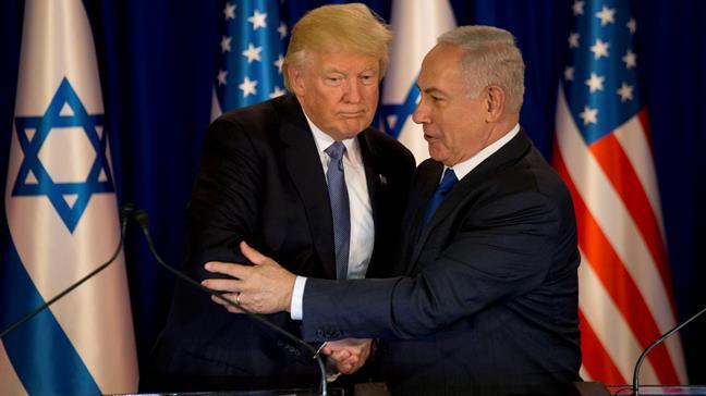Netanyahu conduce a ...
