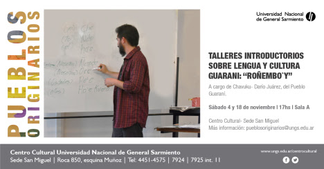 Talleres Introductor...
