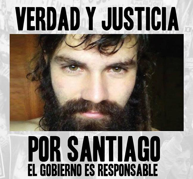 Justicia por Santiag...