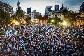 Convocan a movilizarse a Plaza de Mayo con la consigna 'Basta de perseguir'