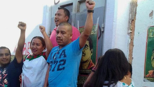 México: Liberan al l...