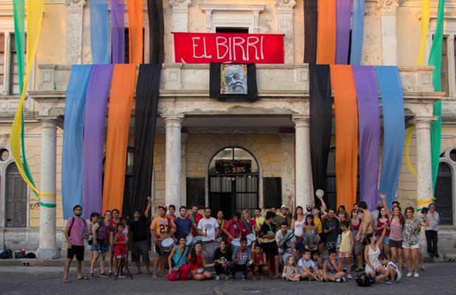 El Centro Cultural y...
