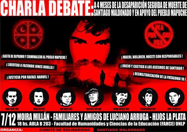 7/12 - Charla debate...