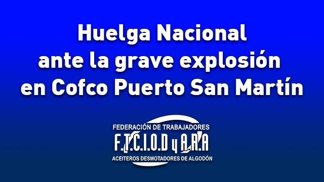 Huelga Nacional ante...