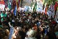Fotogalería 2: masivo acto en Plaza San Martín