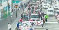 Marcha indígena llegó a Quito para exigir respuestas concretas a Presidente Moreno