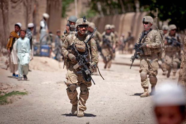Sin novedad en Afgan...