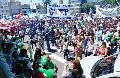 Entre Ríos: Histórico acto multisectorial contra el ajuste de Macri y Bordet