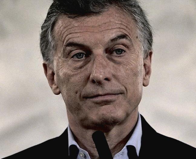 """""""Macri ha mostr..."""